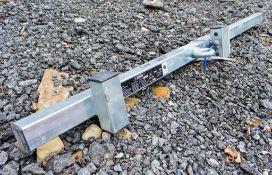 Tractel door jamb personnel support bar A780084