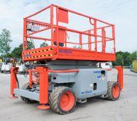 Skyjack SJ6832RT 32 ft 4WD diesel driven scissor lift Year: S/N: Recorded Hours: 2708 RP