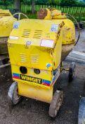 Winget electric start diesel driven site mixer 3805