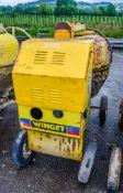 Winget electric start diesel driven site mixer 3556
