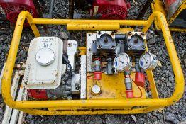 Petrol driven rail de stressing pack AFS145875