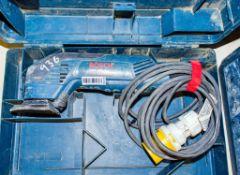 Bosch GDA 280E 110v sander c/w carry case