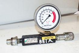 Hi Force hydraulic pressure gauge A632718
