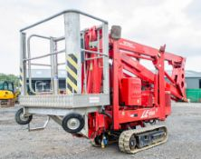 Teupen Leo 15GT diesel driven articulated boom access platform Year: 2007 S/N: 140529 S6333