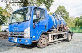 Isuzu Forward N75.190 Auto 7.5 tonne toilet tanker lorry Registration Number: WX12 BBF Date of