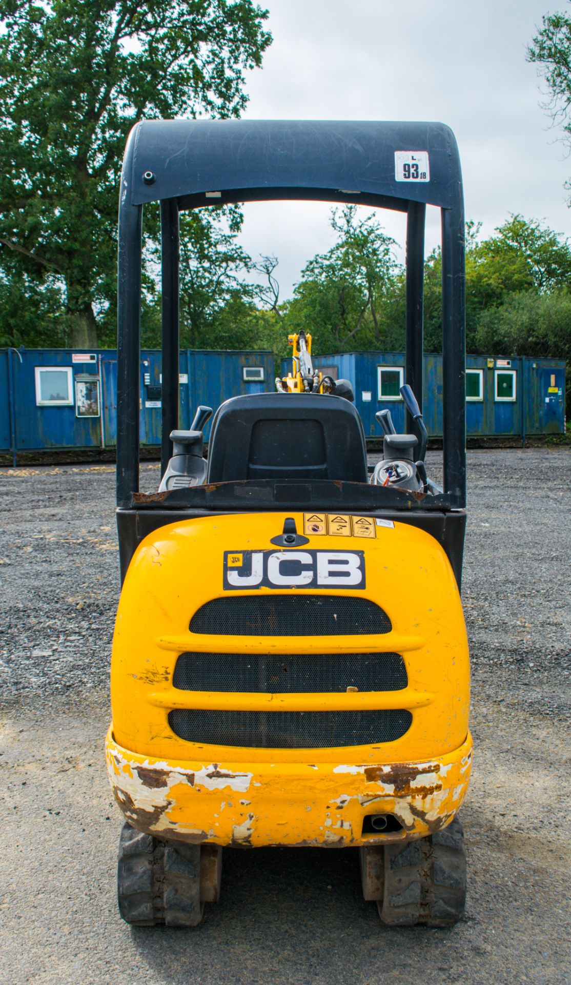 Lot 16 - JCB 8014 CTS 1.4 tonne rubber tracked mini excavator Year: 2014 S/N: 70474 Recorded Hour: 2199