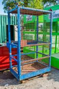 Steel personnel cage CMD