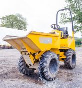Thwaites 1 tonne Hydrostatic Hi-Tip dumper Year: 2006 S/N: 604A8922 Recorded Hours: 1988 220E0013