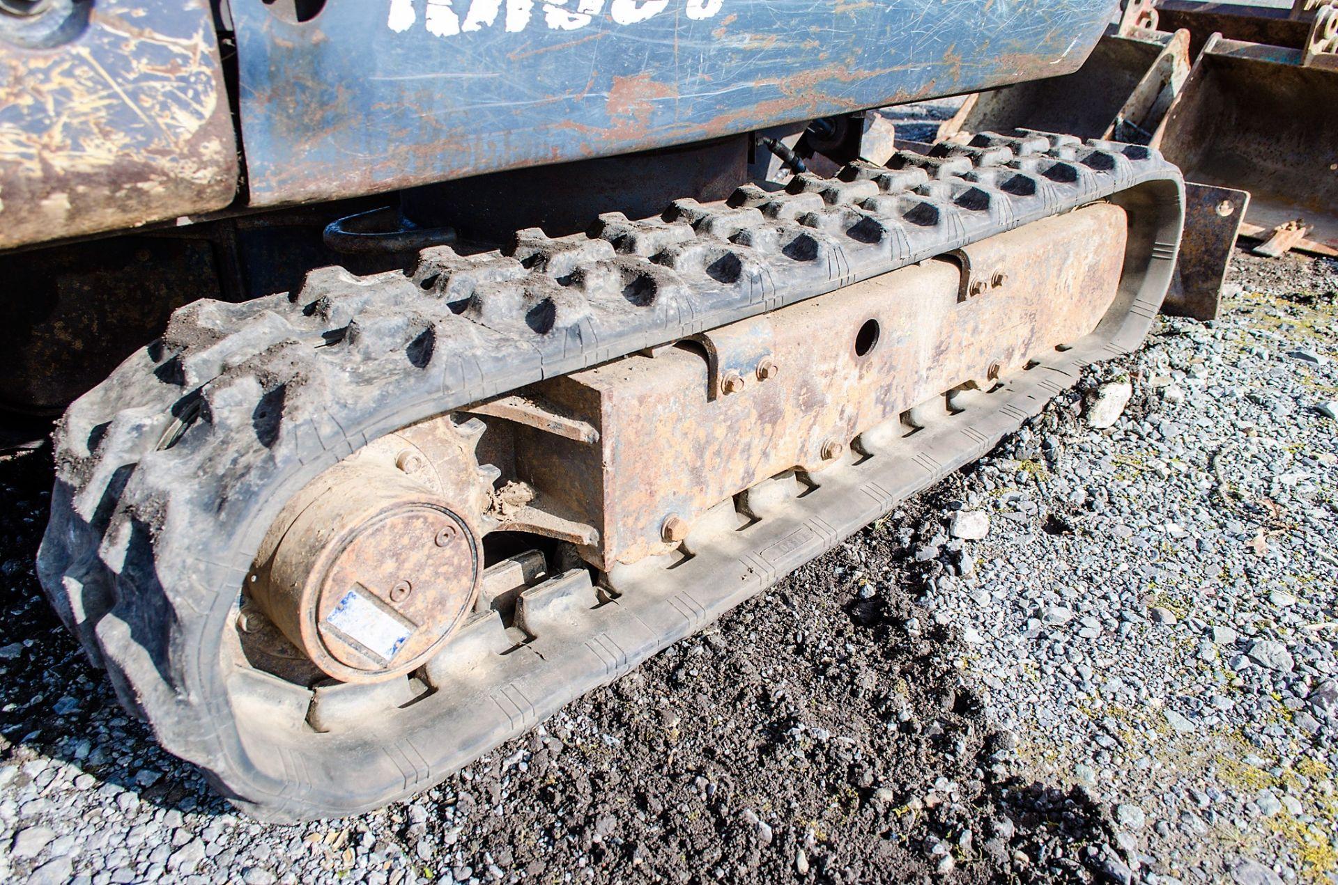 Kubota KX36-3 1.5 tonne rubber tracked mini excavator Year: 2007 S/N: Z077298 Recorded Hours: 4205 - Image 10 of 18