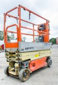 JLG 1930ES battery electric scissor lift access platform Year: 2012 S/N: 4493 Recorded Hours: 309