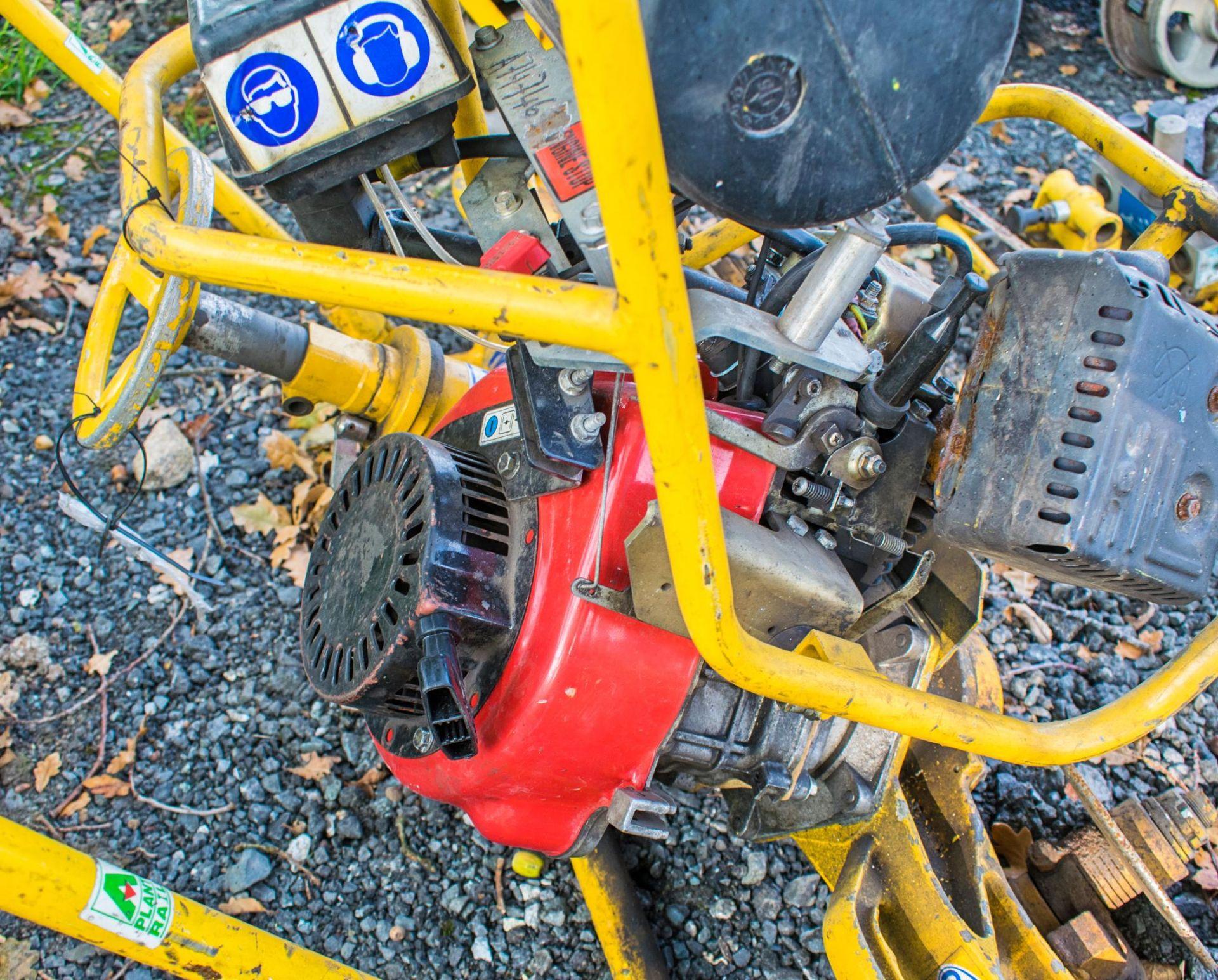Geismar petrol driven rail grinder A747461 - Image 2 of 2
