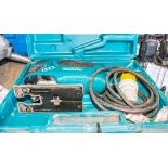 Makita 110v jigsaw c/w carry case A783609