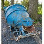 Conquip concrete chute/skip A594534