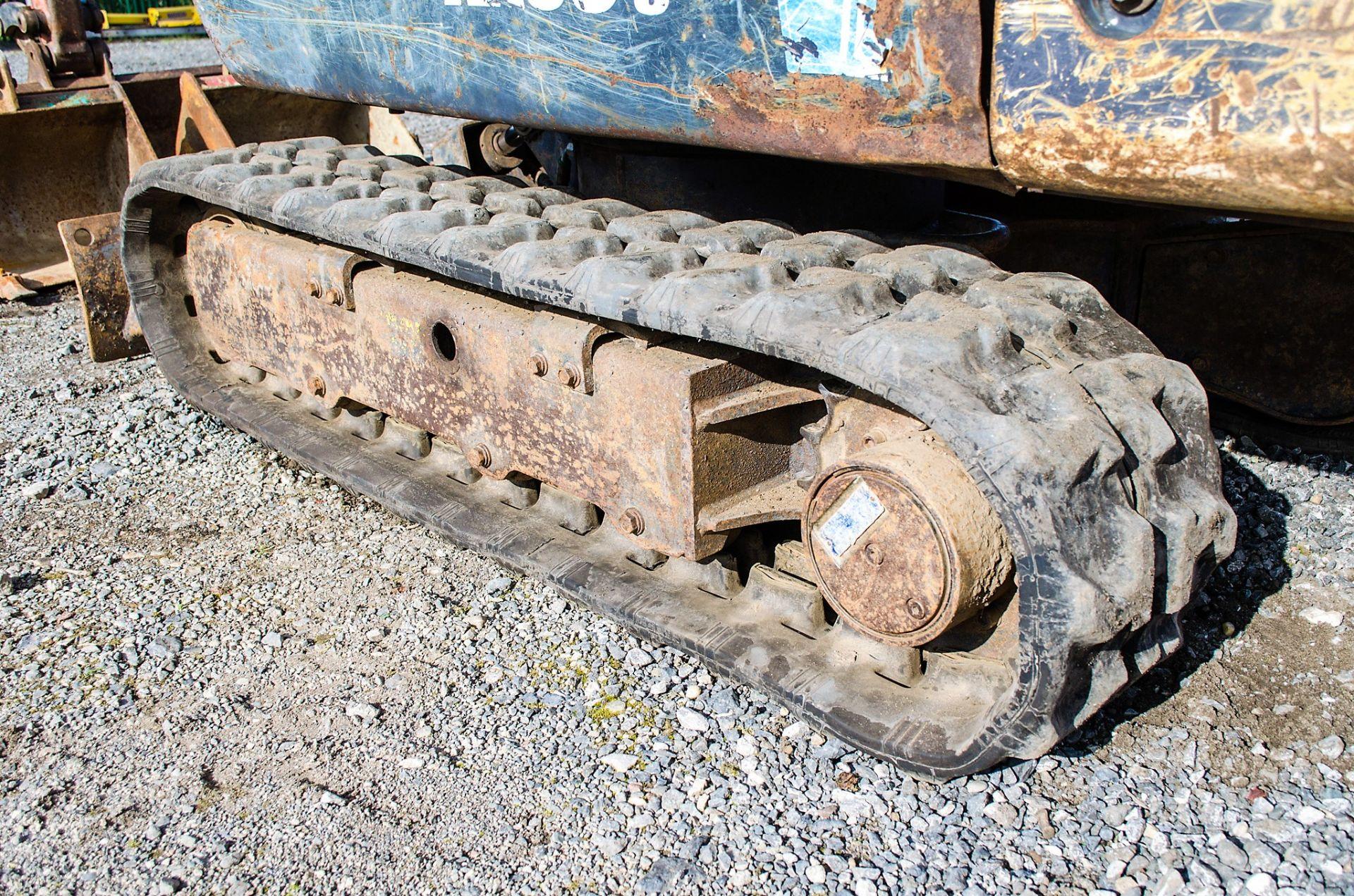 Kubota KX36-3 1.5 tonne rubber tracked mini excavator Year: 2007 S/N: Z077298 Recorded Hours: 4205 - Image 9 of 18