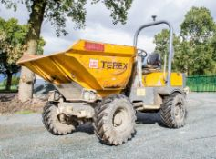 Benford Terex TA3 3 tonne swivel skip dumper Year: 2014 S/N: E7PB5821 Recorded Hours: 1330 A635072