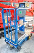 Power Tower Peco Lift manual access platform SHB0574