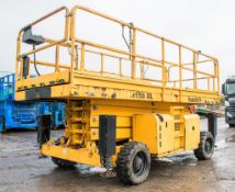 Haulotte Ciseaux H15SXL 15 metre diesel driven 4x4 rough terrain scissor lift Year: 2006 S/N: