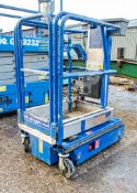 Power Tower Nano SP battery electric mobile personnel lift