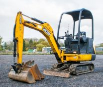 JCB 8014 CTS 1.5 tonne rubber tracked mini excavator Year: 2014 S/N: 2070498 Recorded Hours: 1274
