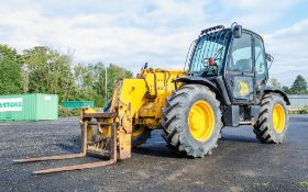 JCB 535-95 9.5 metre telescopic handler Year: 2004 S/N: 1065806 Recorded Hours: 3757 (On aftermarket