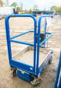 JLG Power Towers Nano push around battery electric personnel lift A825756