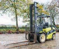 Clark C35D 3.5 tonne diesel fork lift truck Year: 2015 S/N: 25159843 Recorded Hours: 2866 N628403