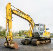 JCB JS130 13 tonne steel tracked excavator Year: S/N: Recorded Hours: 2999 (Not warrented, suspected