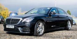 Luxury Coaches & Fleet of Executive Mercedes Benz Motor Cars