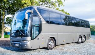 MAN Neoplan Tourliner 53 seat luxury coach Registration Number: MT61 HVF Date of Registration: 01/