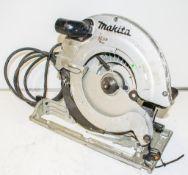 Makita 110v circular saw A756220 ** Damaged **