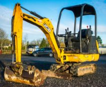 JCB 8014 CTS 1.4 tonne rubber tracked excavator Year: 2014 S/N: 2070488 Recorded Hours: 1533