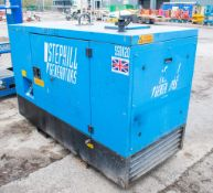 Stephill SSDK20 20 kva diesel driven generator Year: 2014 S/N: 600390 Recorded Hours: 10720 GEN934