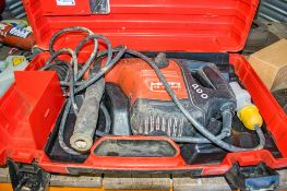 Hilti TE40-AVR 110v SDS rotary hammer drill c/w carry case A764873