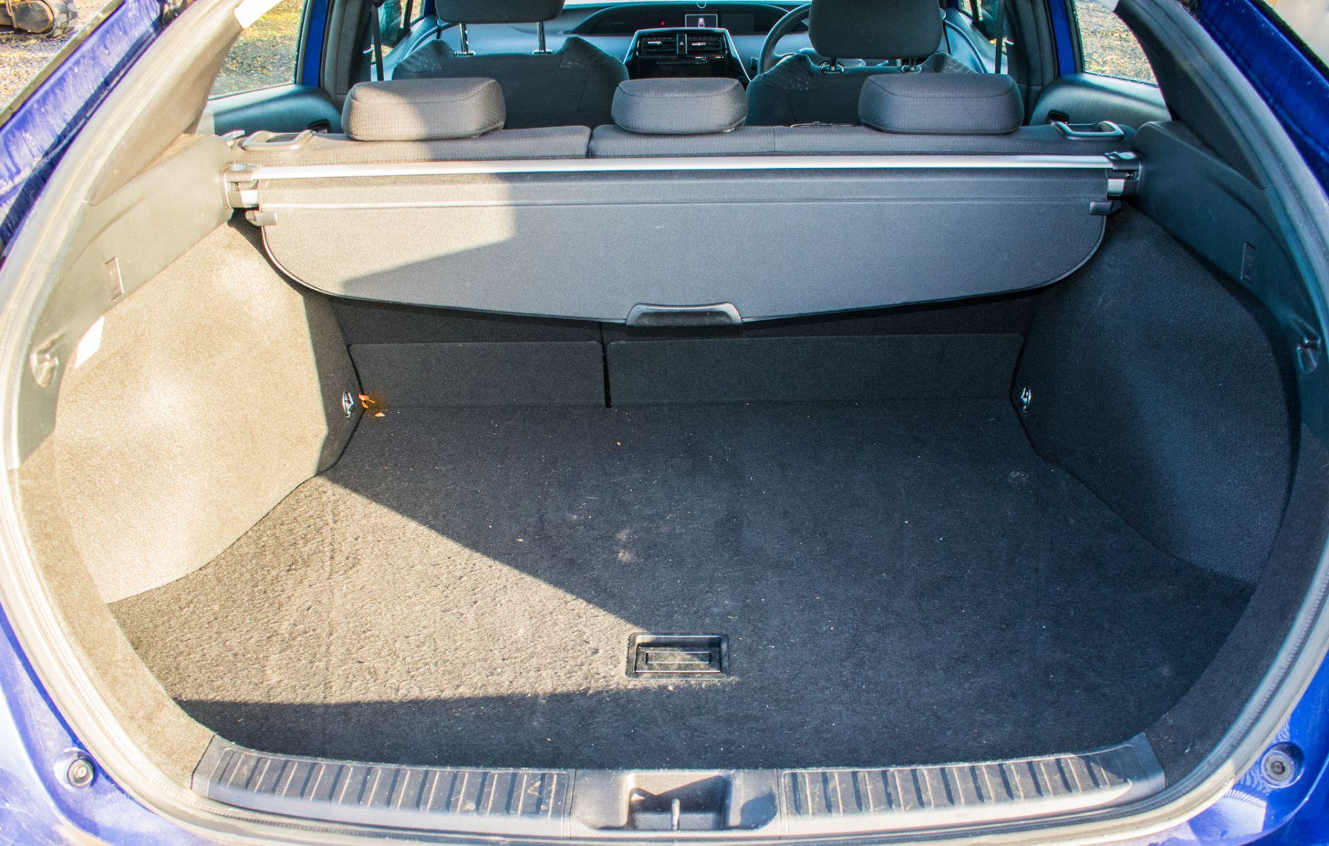 ToyotaPrius ActiveHybrid Electric 5 doorHatchback  Registration Number: LM67 OKH Date of First - Image 17 of 17