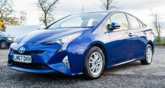 Toyota Prius Active Hybrid Electric 5 door Hatchback   Registration Number: LM67 OKH Date of First