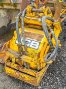 JCB 980 hydraulic patch planer to suit JCB 3CX Year: 2015 A657563