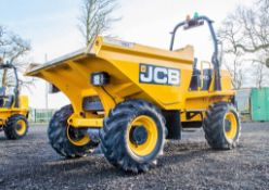 JCB 6 tonne straight skip dumper Year: 2018 S/N: J2561407 Recorded Hours: 606 ML68 AEO