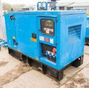 Stephill SSDP33 33 kva diesel driven generator S/N: 306582 Recorded Hours: 7105 GEN873