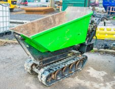 Winget TD500HL 500kg petrol driven tracked dumper A629738 ** Parts missing **