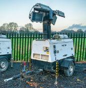 Tower Light Super Light VT-1 diesel driven mobile lighting tower S/N: SH501224 Recorded Hours: