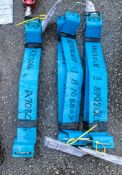 6 - Genie pipe cradles A708068/A708067/A708066
