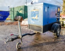 Stephill SSDK20 20 kva diesel driven fast tow generator S/N: 30316 Recorded Hours: 11988