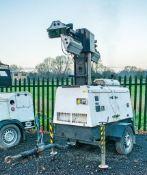 Tower Light Super Light VT-1 diesel driven mobile lighting tower S/N: SH501233 Recorded Hours: