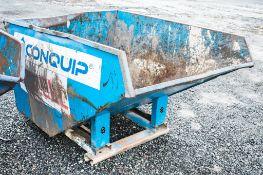 Conquip tipping skip B11