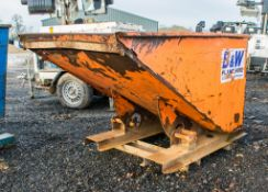 Conquip tipping skip T511