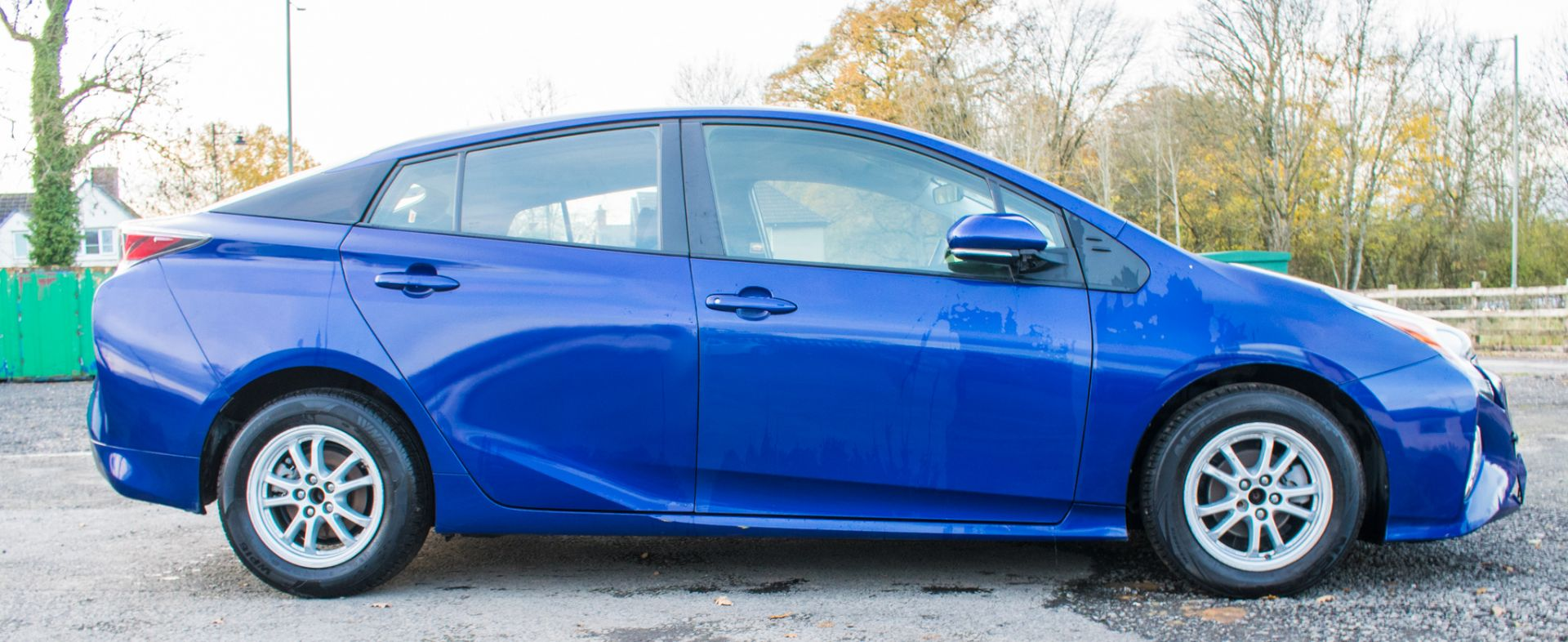 ToyotaPrius ActiveHybrid Electric 5 doorHatchback  Registration Number: LM67 OKH Date of First - Image 7 of 17