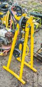 Irwin pipe bending stand A755306
