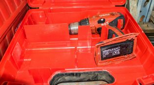 Hilti SF6H-A22 rotary hammer drill  cw carry case ** No battery and no charger **