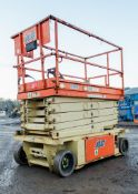 JLG 10RS battery electric scissor lift access platform Year: 2014 S/N: 15249 Recorded Hours: 346