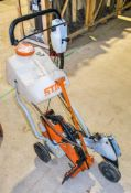 Stihl petrol driven saw cradle  A782923